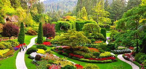 gardens images photos butchart gardens tour kenmore air