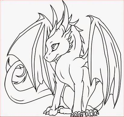 Dragon Coloring Pages Female Printable Dragons Colouring