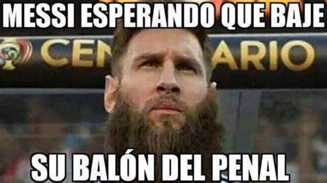 Los Memes De Messi - los mejores memes de messi tras perder la copa am 233 rica