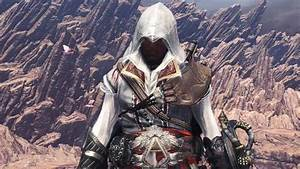 MONSTER HUNTER: WORLD Collaboration With ASSASSIN'S CREED ...