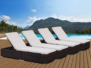 Bain De Soleil : bain de soleil coffre en r sine tress e bali buffalo ~ Melissatoandfro.com Idées de Décoration