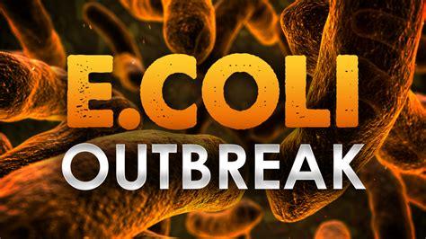Health Officials Investigating Possible E. Coli Outbreak