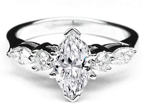 Best 25+ Marquise Diamond Rings Ideas On Pinterest