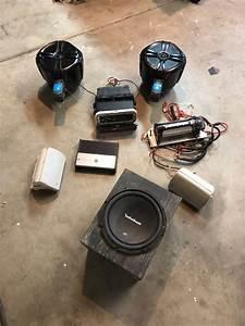 Complete Sound System - Yamaha Rhino Forum