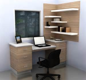 alternative kitchen cabinet ideas how to use a corner for a small ikea home office