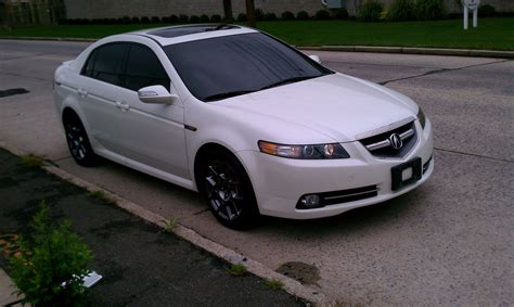 Used 2007 Acura Tl by 2007 Acura Tl Information And Photos Momentcar