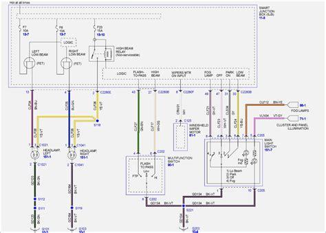 2005 ford f350 headlight wiring diagram fasett info