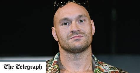 Tyson Fury: You're now seeing the man behind the mask ...