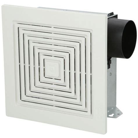 broan  cfm wallceiling mount bathroom exhaust fan