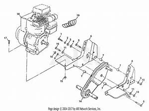 Poulan Ppft35 Tiller Parts Diagram For Transmission