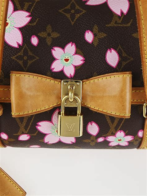 louis vuitton limited edition monogram cherry blossom
