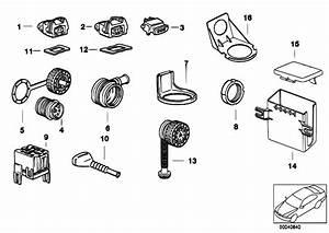 Original Parts For E36 318tds M41 Touring    Engine