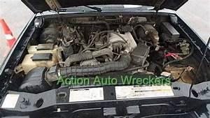 99 Ford Ranger Engine 3 0l Vin V 8th Digit Flex Fuel 6