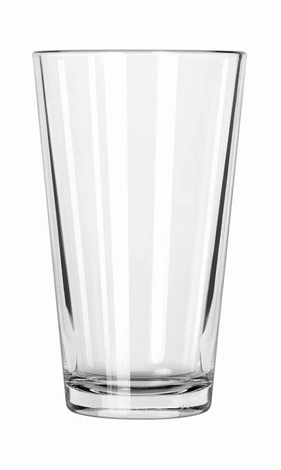 Glass Mixing Libbey Oz Pint Treated Glassware