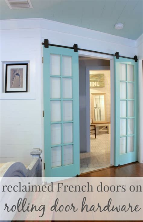 how do you make a door into a swinging bookcase 20 diy barn door tutorials