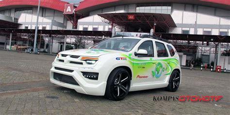 Modifikasi Renault Duster by Renault Duster Bernuansa Dua Quot Alam Quot