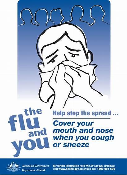Flu Health Poster Posters Department Pdf Australian