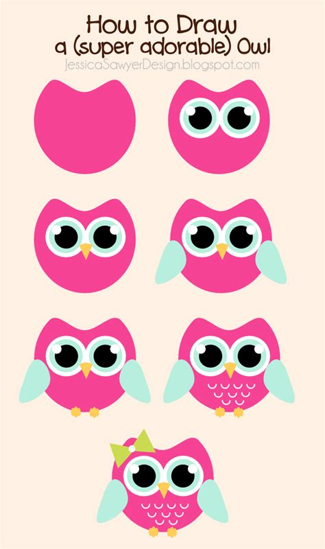 simple owl drawings how to draw an owl free owl clipart sawyer design