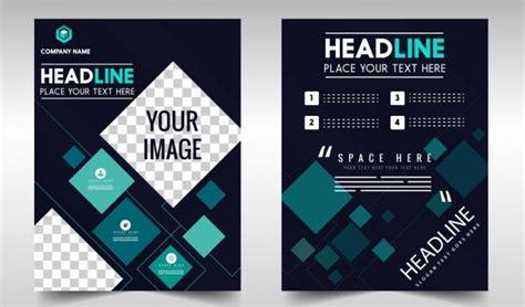 Descargar Templates Illustrator Gratis by Adobe Illustrator Flyer Template Free Vector Download