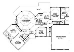 one story house plans with basement winston 3 car 5241 3 bedrooms and 2 baths the house