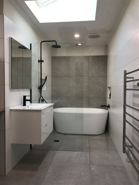 Bathroom Renovations Melbourne Big Small Bathroom