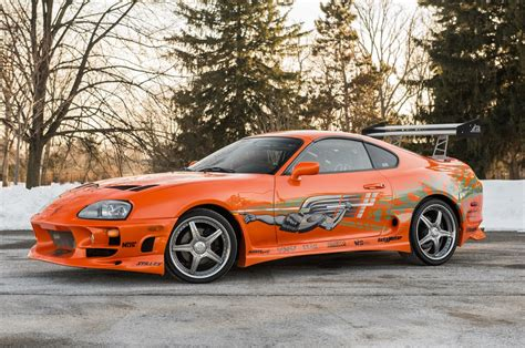 "1993 Toyota Supra From ""The Fast and the Furious"" Sells ..."
