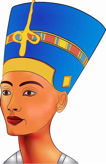 Clipart Egyptian Queen Egypt African American Drawing