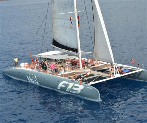 Catamaran Boat Trip boat trips tenerife host boat trips charters