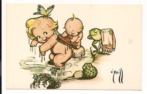 Judy's Postcards Plus: Rose O'Neill Kewpie Postcard from ...
