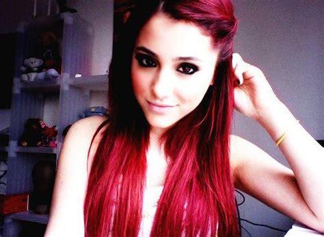 grande rote haare ich will mir die haare rot f 228 rben wie grande hab