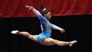 Gymnast Simone Biles Is Damn Good and Will Dominate the ...  Gymnastics