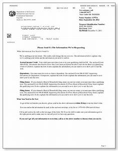 irs audit letter cp75a sample 1 With tax audit letter