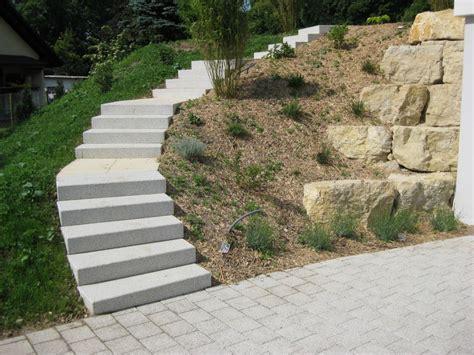 Treppen Im Garten  Yasiflor Gartenbau