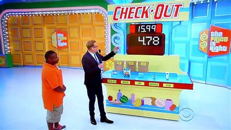 The Price Is Right  Check Out  12162013 Youtube