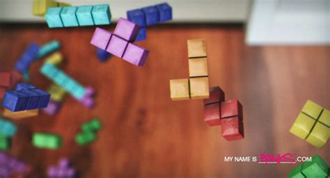 New Video Tetris In Real Life