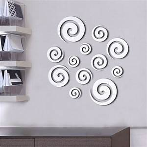 Family diy quote removable art wall sticker mirror decal