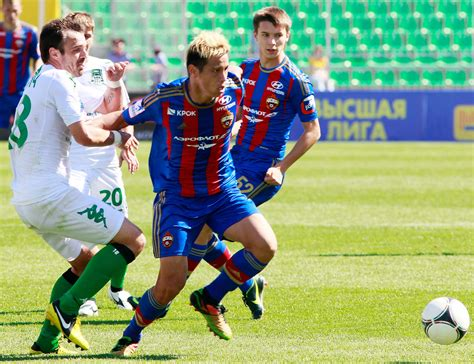 Fc Krasnodar V Pfc Cska  Russian Premier League Zimbio