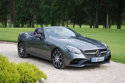 Mercedes Slc Class Photo by Photo Mercedes Classe Slc Amg Slc 43 Coup 233 Cabriolet 2016