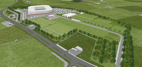 Aberdeen Football Club unveils plans for new stadium and ...