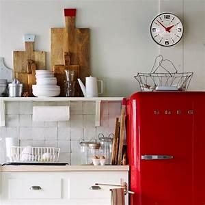 Tendance le frigo smeg frenchy fancy for Idee deco cuisine avec cuisine Équipé avec Électroménager pas cher