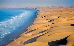 Bing, Photography, Nature, Coast, Desert, Sea, Landscape, Wallpapers, Hd, Desktop, And, Mobile