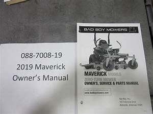 088-7008-19 - 2019 Maverick Owner U0026 39 S Manual