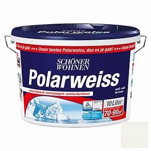 Schöner Wohnen Polarweiss : sch ner wohnen polarweiss bei bauhaus kaufen ~ Watch28wear.com Haus und Dekorationen