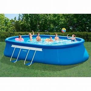 Pool 3 66 X 1 22 : piscine intex ellipse x x m achat sur ~ Kayakingforconservation.com Haus und Dekorationen