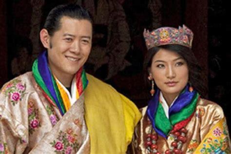king  bhutans lavish wedding arabia weddings
