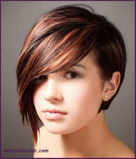double chin hairstyles ideas  pinterest easy