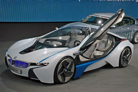 The Best Cars In The World Bmw Vision Efficient Dynamics