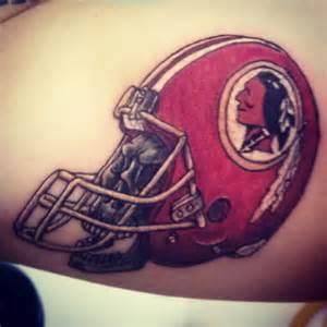Washington Redskins Tattoo