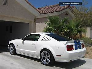 2006 Ford Mustang Gt Coupe Deluxe With California Concepts Body Kit