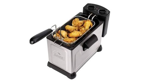 Game Fryer 37 Litre Stainless Deep Fryer  Groupon